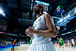 Real Madrid Sergio Llull during Turkish Airlines Euroleague match between Real Madrid and Kirolbet Baskonia at Wizink Center in Madrid, Spain. October 19, 2018. (ALTERPHOTOS/Borja B.Hojas)
