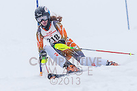 2013 MN Section 4 Alpine Ski Meet PM Run