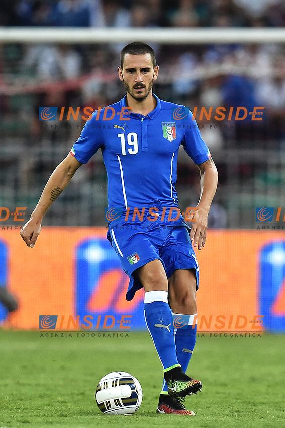 Leonardo Bonucci Italia <br /> Bari 04-09-2014 Stadio San Nicola <br /> Football friendly match Italia - Olanda / Italy - Netherlands . Foto Andrea Staccioli / Insidefoto