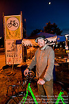 Bike Pgh's bike valet service is open until 9 pm Each day of the  Three Rivers Arts Festival weather permitting.