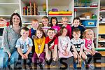 R&eacute;alt na Mara Tuosist School <br /> Back Row L-R: Reece O'Sullivan, Molly O'Sullivan, Amber Lily Roche, Jodie O'Neill, Andrea McCarthy. <br /> Front Row L-R: Teacher - Miss Sayers, Alan Harrington, Rosina Brooks, Eamonn Wilson, Kaya Albrighton, Ois&iacute;n Gavin and Katie O'Sullivan