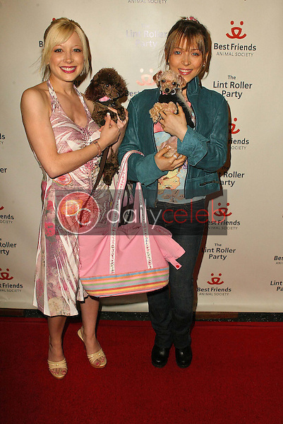 Courtney Peldon and Ashley Peldon<br />