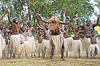 Injinoo Dancers 1,  Laura Aboriginal Dance Festival, Laura, Cape York Peninsula, Queensland, Australia.