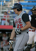 August 22, 2003:  Beau Hearod of the Tri-City ValleyCats during a game at Dwyer Stadium in Batavia, New York.  Photo by:  Mike Janes/Four Seam Images