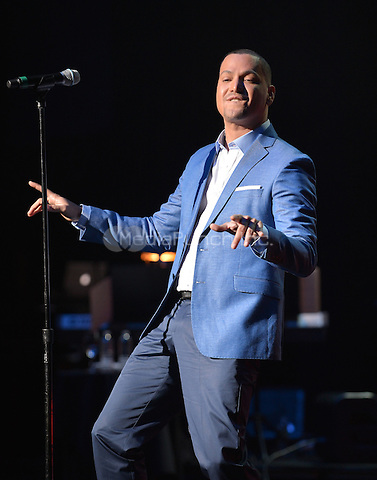 MIAMI BEACH, FL - JUNE 01: Victor Manuelle performs at Fillmore Miami Beach on June 1, 2013 in Miami Beach, Florida.© MPI10/MediaPunch Inc