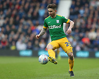 Preston North End's Sean Maguire <br /> <br /> Photographer Stephen White/CameraSport<br /> <br /> The EFL Sky Bet Championship - West Bromwich Albion v Preston North End - Saturday 13th April 2019 - The Hawthorns - West Bromwich<br /> <br /> World Copyright © 2019 CameraSport. All rights reserved. 43 Linden Ave. Countesthorpe. Leicester. England. LE8 5PG - Tel: +44 (0) 116 277 4147 - admin@camerasport.com - www.camerasport.com