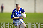 Declan Quill Kerins O'Rahillys' v Rathmore County LeagueDivision One clash in Tralee on Sunday.