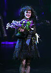 "Sophia Anne Caruso during the Broadway Opening Night Performance Curtain Call for ""Beetlejuice"" at The Winter Garden on April 25, 2019 in New York City."