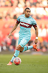 West Ham?s Dimitri Payet during the Emirates FA Cup match at Old Trafford. Photo credit should read: Philip Oldham/Sportimage