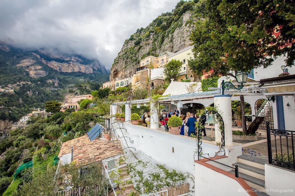 Wedding In Positano Enzo Campitelli Photographer Villa