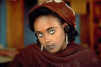 Portrait of Somaly Women