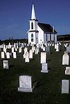 Presbyterian Church at Canoe Cove, PEI