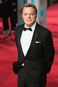London, UK. 14 February 2016. Comedian Eddie Izzard. Red carpet arrivals for the 69th EE British Academy Film Awards, BAFTAs, at the Royal Opera House. © Vibrant Pictures/Alamy Live News