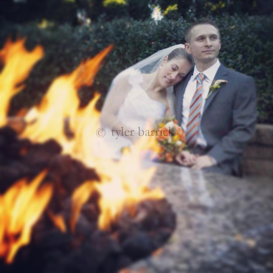 WARREN, NJ - Wedding of Will Gayeski and Gretchen Barrick on November 28, 2013, at the Stonehouse Restaurant, Warren, NJ.