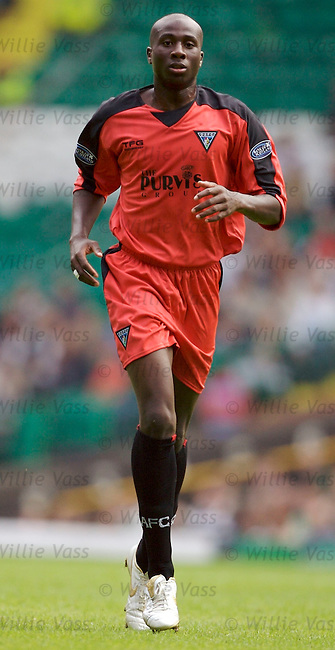 Sol Bamba, Dunfermline.stock season 2006-2007.pic willie vass