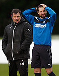 Graeme Murty and Russell Martin