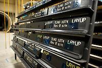 Layups in Auto Clave area