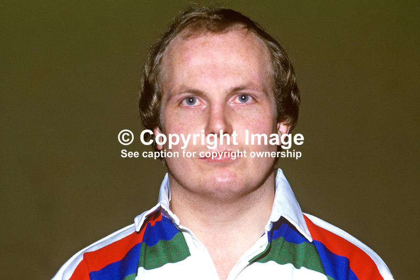 Declan Fanning, rugby player, St Mary's RFC, Irish International, 19860111DF.<br />