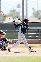 Johan Limonta, Seattle Mariners 2010 minor league spring training..Photo by:  Bill Mitchell/Four Seam Images.