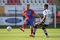 Ben Nunn of Dagenham and Redbridge during Dagenham & Redbridge vs Wrexham, Vanarama National League Football at the Chigwell Construction Stadium on 13th October 2018