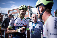 race winner Aimé De Gendt (BEL/Wanty Gobert) post race<br /> <br /> Antwerp Port Epic 2019 <br /> One Day Race: Antwerp > Antwerp 187km<br /> <br /> ©kramon