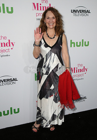 WEST HOLLYWOOD, CA - SEPTEMBER 09: Beth Grant attends The Mindy Project 100th Episode Party at E.P. & L.P. on September 9, 2016 in West Hollywood, California. (Credit: Parisa Afsahi/MediaPunch).