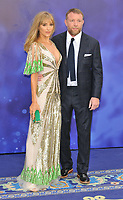 Guy Ritchie and Jacqui Ainsley at the &quot;Aladdin&quot; European gala film screening, Odeon Luxe Leicester Square, Leicester Square, London, England, UK, on Thursday 09th May 2019.<br /> CAP/CAN<br /> &copy;CAN/Capital Pictures