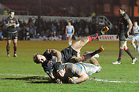 130215 Newport Gwent Dragons v Glasgow Warriors