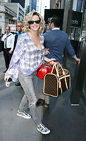 Jenny McCarthy Seen In NYC