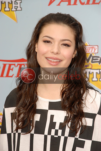 Miranda Cosgrove<br />