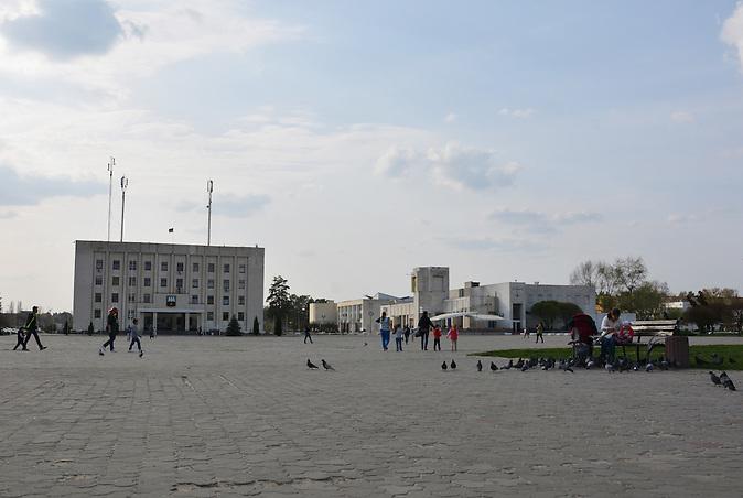 Alltag in Slawutitsch. Tschernobyl 30 Jahre danach. /Tschernobyl 30 years after.