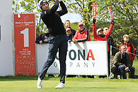 Matthias Schwab (AUT) during the final round of the Made in Denmark presented by Freja, played at Himmerland Golf & Spa Resort, Aalborg, Denmark. 26/05/2019<br /> Picture: Golffile | Phil Inglis<br /> <br /> <br /> All photo usage must carry mandatory copyright credit (© Golffile | Phil Inglis)