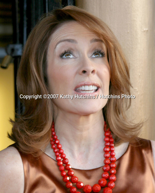 Patricia Heaton.Tuberous Sclerosis Alliance .6th Annual Comedy for a Cure.Music box Theater.Hollywood, CA.April 1, 2007.©2007 Kathy Hutchins / Hutchins Photo....