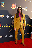 """LOS ANGELES - JUL 11:  Booboo Stewart at the """"Descendants 2"""" Premiere Screening at the Cinerama Dome at ArcLight on July 11, 2017 in Los Angeles, CA"""