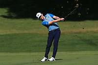 Connor Syme (SCO) on the 5th fairway during Round 1 of the Challenge Tour Grand Final 2019 at Club de Golf Alcanada, Port d'Alcúdia, Mallorca, Spain on Thursday 7th November 2019.<br /> Picture:  Thos Caffrey / Golffile<br /> <br /> All photo usage must carry mandatory copyright credit (© Golffile | Thos Caffrey)