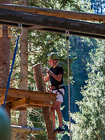Seilpark Sur En bei Sent, Scuol, Unterengadin, Graub&uuml;nden, Schweiz, ESeilpark Sur En bei Sent, Scuol, Seilpark Sur En bei Sent, Scuol, Unterengadin, Graub&uuml;nden, Schweiz, Europa<br /> High rope course Sur En in Sent, Scuol Valley, Engadine, Grisons, Switzerland, Europe<br /> High rope course Sur En in Sent, Scuol Valley, Engadine, Grisons, Switzerland