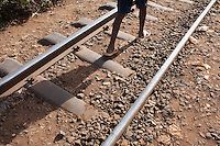 """"""" The railway that's our secret weapon. Any problems, we uproot it, then Uganda is cut off and they come crying to Kenya, and the politicians listen to us, they have to or they fuck their business up in Uganda."""" Octopizzo."""