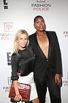 Morgan Stewart and EJ Johnson of the Rich Kids of Beverly Hills Attend E!'s 2016 Spring NYFW Kick Off party at The Standard, High Line, Biergarten & Garden