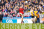 Colm O'Sullivan Kenmare in Action against \b0\  Ballinasloe in the Junior All Ireland Club Final in Croke park on Sunday.