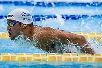Chad Le Clos RSA<br /> day 01  08-08-2017<br /> Energy For Swim<br /> Rome  08 -09  August 2017<br /> Stadio del Nuoto - Foro Italico<br /> Photo Deepbluemedia/Insidefoto