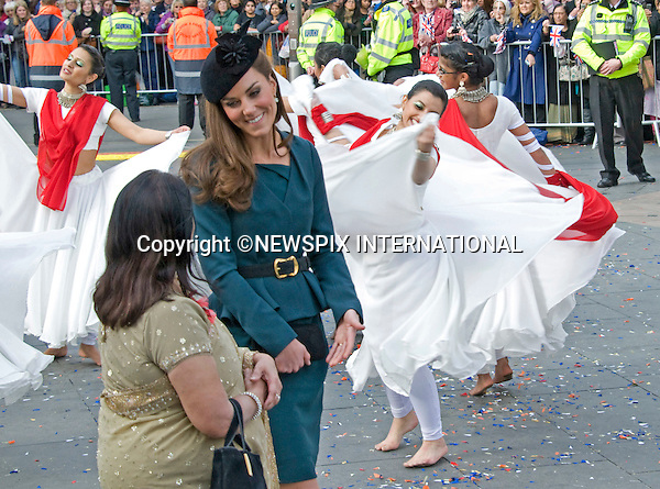 "KATE JOINS QUEEN AND DUKE ON START OF JUBILEE TOUR.Catherine, Duchess of Cambridge accompanied The Queen and Duke of Edinburgh to Leicester on the the start of their country wide Jubilee Tour_7 March 2012.Mandatory credit photo: ©Francis Dias/NEWSPIX INTERNATIONAL..(Failure to credit will incur a surcharge of 100% of reproduction fees)..                **ALL FEES PAYABLE TO: ""NEWSPIX INTERNATIONAL""**..IMMEDIATE CONFIRMATION OF USAGE REQUIRED:.Newspix International, 31 Chinnery Hill, Bishop's Stortford, ENGLAND CM23 3PS.Tel:+441279 324672  ; Fax: +441279656877.Mobile:  07775681153.e-mail: info@newspixinternational.co.uk"