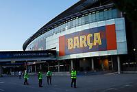 Barcelona (Espanha), 02/10/2019 - Liga dos Campeões / Barcelona x Inter de Milão - <br /> Partida entre Barcelona e Inter de Milão pela fase de grupos da Champions League no estádio Camp Nou em Barcelona na Espanha nesta quarta-feira, 02. (Foto: Ismael Arrova/Brazil Photo Press)