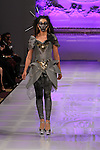 Couture Fashion Week Fall 2013 Collections- Kristin Costa Runway Show, The New Yorker Grand Ballroom, NY 2/17/13