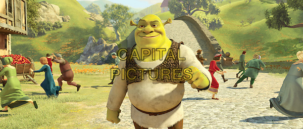 SHREK (MIKE MYERS).in Shrek Forever After.*Filmstill - Editorial Use Only*.CAP/FB.Supplied by Capital Pictures.