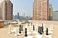 Roof Deck at 2-26 50th Avenue