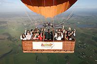 20151117 November 17 Hot Air Balloon Gold Coast