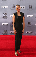Los Angeles CA Apr 11: Jacqueline Stewart, arrive to 2019 TCM Classic Film Festival Opening Night Gala And 30th Anniversary Screening Of &quot;When Harry Met Sally&quot;, TCL Chinese Theatre, Los Angeles, USA on April 11, 2019 <br /> CAP/MPI/FS<br /> &copy;FS/MPI/Capital Pictures