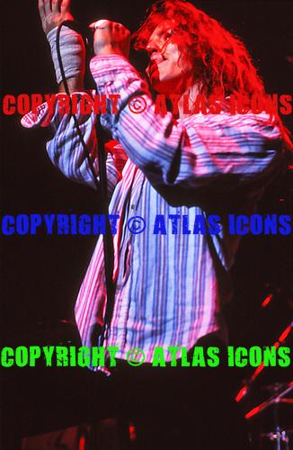 PEARL JAM, LIVE, 1991, PAUL JENDRASIAK | Atlas Icons