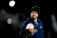 Cory Brown Assistant coach of the Highlanders prior to the rugby match between the Highlanders and the French Barbarians played at Rugby Park in Invercargill, New Zealand on Friday, 22 June 2018. Copyright Image: Joe Allison / lintottphoto.co.nz
