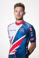 Picture by Alex Whitehead/SWpix.com - 22/09/2017 - Cycling - 2017 UCI Road World Championships, Day 6 - Bergen, Norway - Great Britain's Owain Doull.